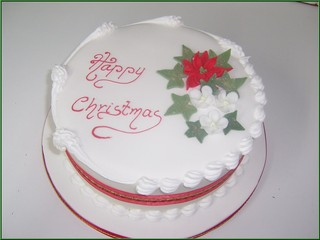 Christmas Cake Designs With Royal Icing : Christmas cakes - Inspirations